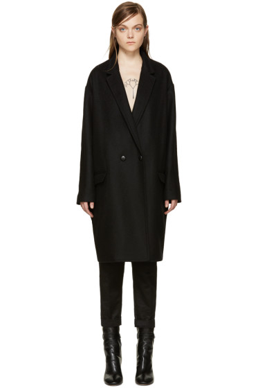 Isabel Marant - Black Filipa Coat