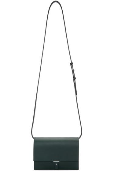 PB 0110 - Green AB10 Shoulder Bag