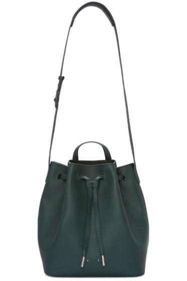 PB 0110 - Green AB16 Bucket Bag