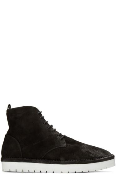 Marsèll Gomma - Black Caprona Rov Boots