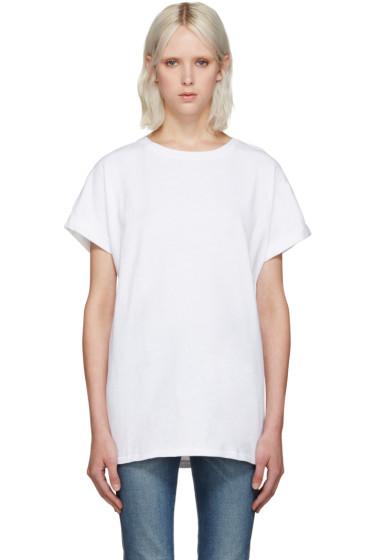 Won Hundred - White Tia T-Shirt