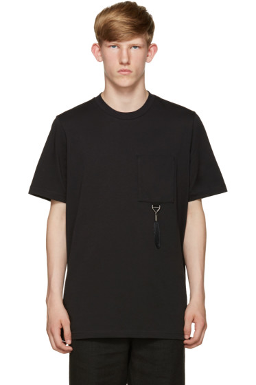 OAMC - Black Feather T-Shirt