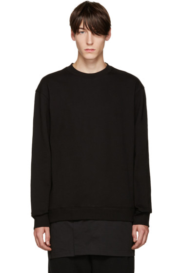 D by D - Black Layered Pullover
