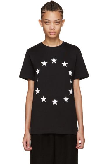 Etudes - Black Page Europa T-Shirt