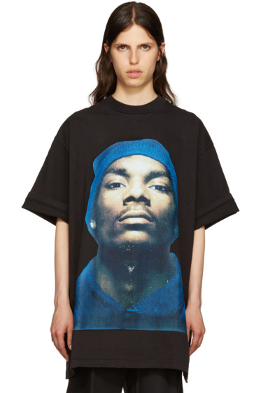 Vetements - Black Snoop Dogg T-Shirt