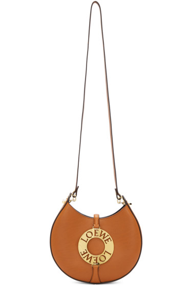 Loewe - Brown Small Joyce Bag