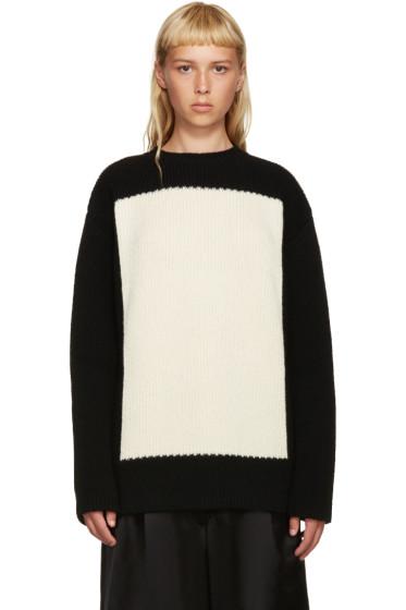 Loewe - Black Window Sweater