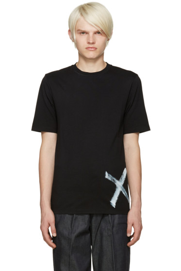 Loewe - Black Past Present Future T-Shirt