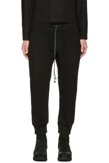 Attachment - Black Sarouel Lounge Pants