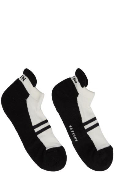 Satisfy - Off-White 'Run Away' Socks