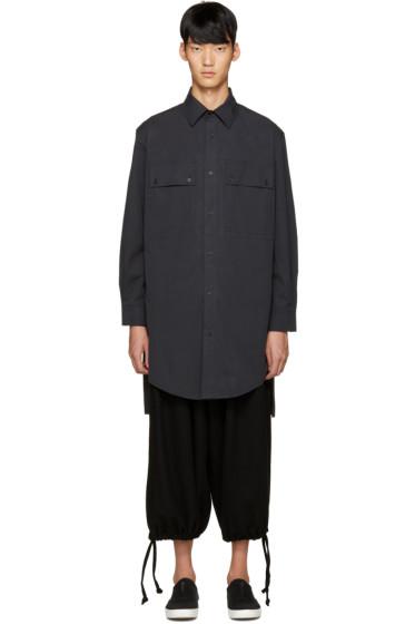 Craig Green - Black Workwear Shirt