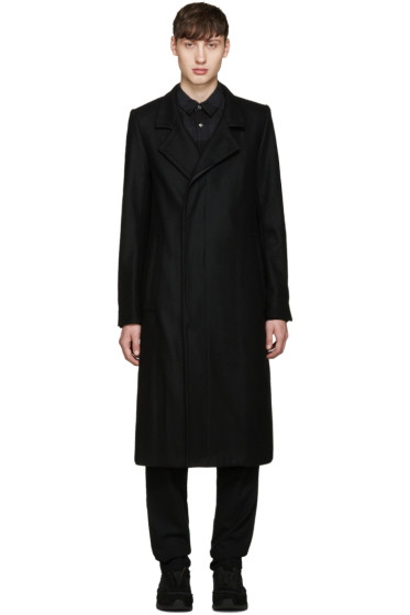Stephan Schneider - Black Film Coat