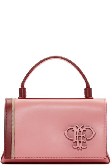 Emilio Pucci - Pink Leather Bag