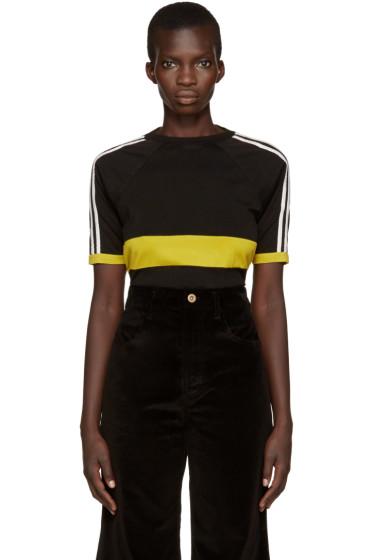 Wales Bonner - Black George T-Shirt