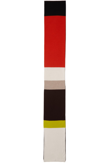 Wales Bonner - Multicolor Ato Football Scarf