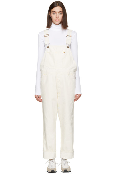 Chimala - Off-White Painter Overalls
