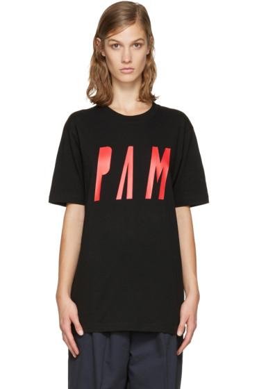 Perks and Mini - Black Logo T-Shirt