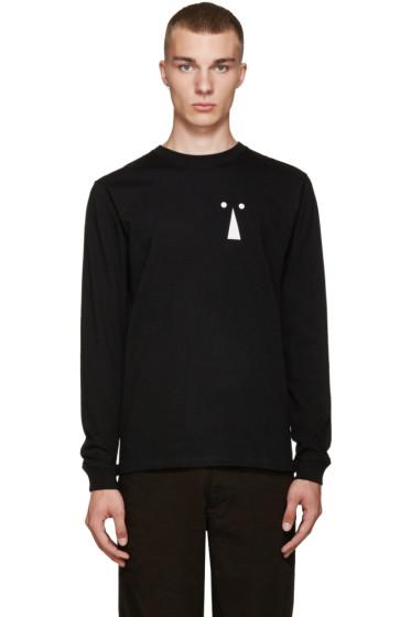 Perks and Mini - Black Keyhole T-Shirt
