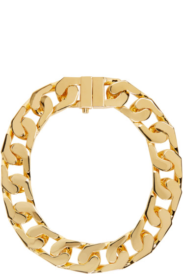 Ambush - Gold New Classic Chain 1 Choker