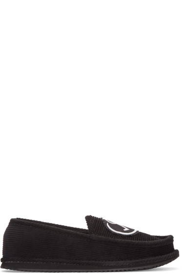 Richardson - Black L.A. House Slippers