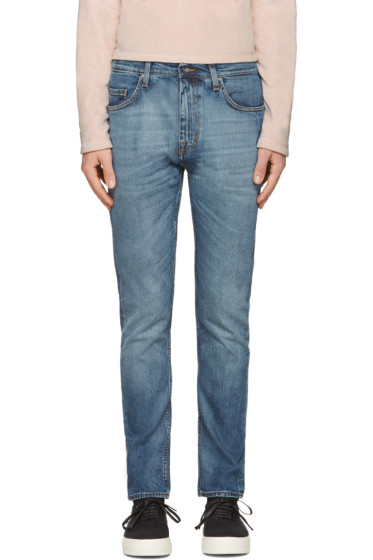 Tiger of Sweden Jeans - Blue Pistolero Jeans