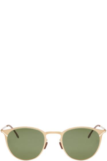 Mykita - Gold Karli Lite Sunglasses