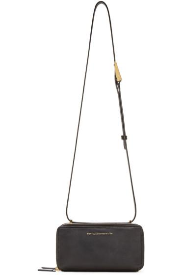 Want Les Essentiels - Black Demiranda Shoulder Bag