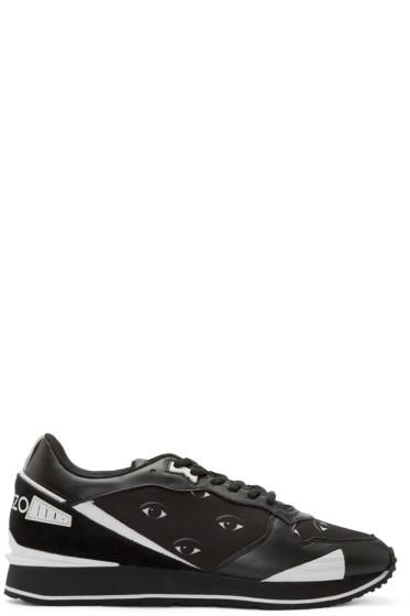Kenzo - Black Eye Running Shoes