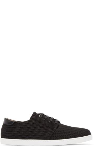 Want Les Essentiels - Black Mesh Sneakers