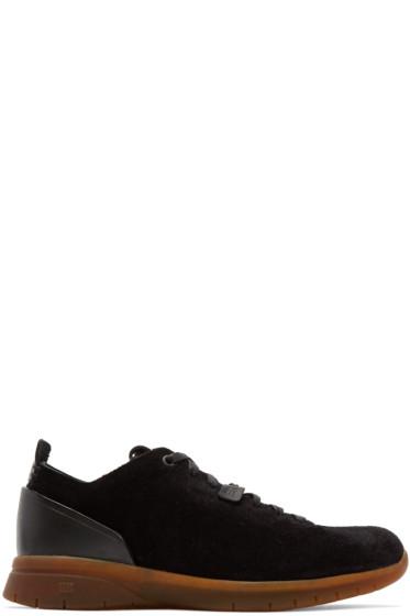 Feit - Black Suede Biotrainer Sneakers