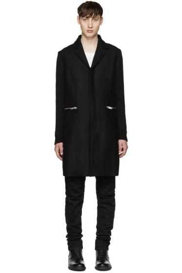 Diesel - Black W-Louis Coat