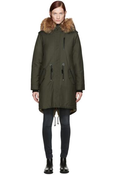 Mackage - Green Down Rena Coat