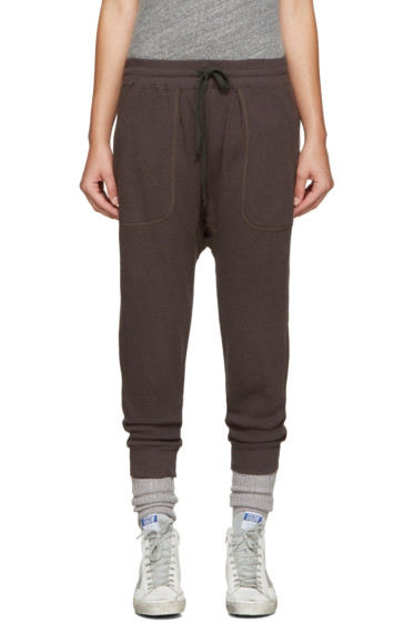 R13 - Black Surplus Lounge Pants