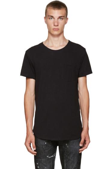 R13 - Black Pocket T-Shirt