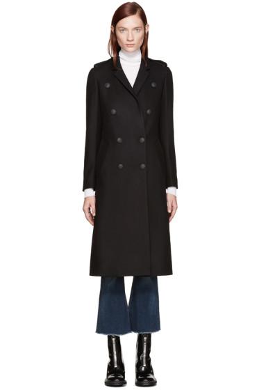 Rag & Bone - Black Tailored Ashton Coat