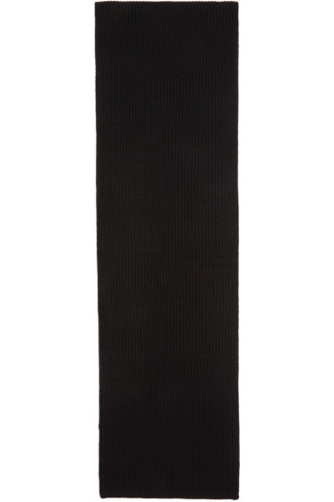 Rag & Bone - Black Cashmere Kaden Scarf
