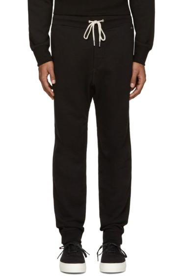 Rag & Bone - Black Standard Issue Lounge Pants