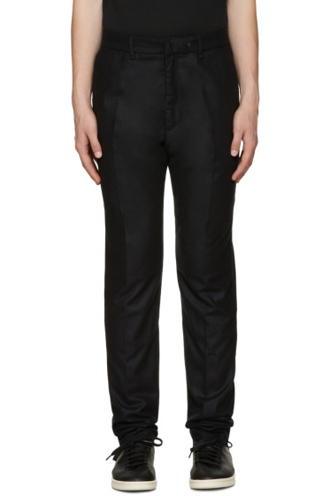 Rag & Bone - Navy Grant Trousers