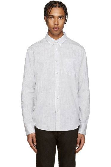 Rag & Bone - Grey Yokohama Shirt
