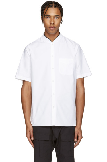 Rag & Bone - White Richmond Shirt