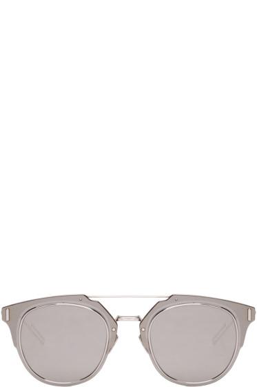 Dior Homme - Silver Composit 1.0 Sunglasses