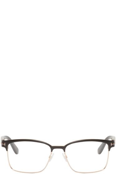 Tom Ford - Black & Gold TF5323 Glasses