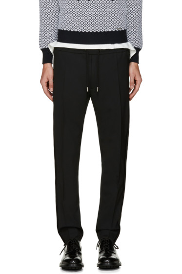 Diesel Black Gold - Black Drawstring Trousers
