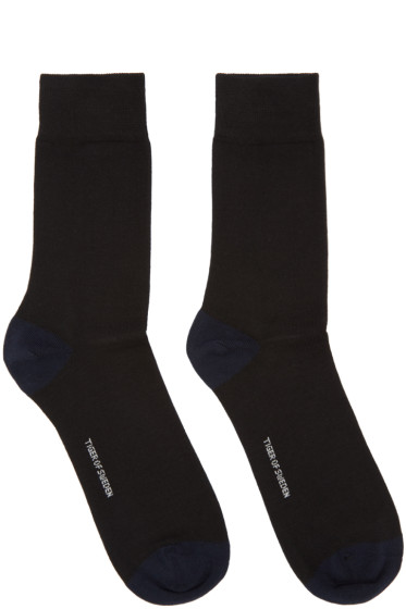 Tiger of Sweden - Black Cogne Socks