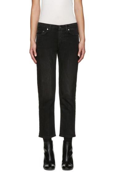 Acne Studios - Black Row Jeans