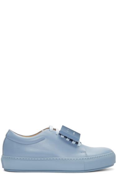 Acne Studios - Blue Adriana Sneakers