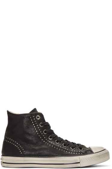 Converse by John Varvatos - Black Chuck Taylor All Star Split Seam High-Top Sneakers