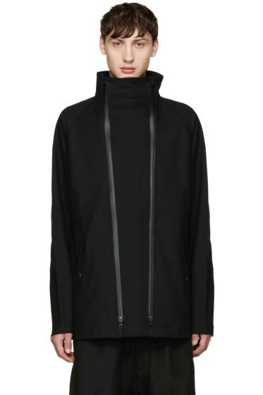 Y-3 - Black Canvas Jacket