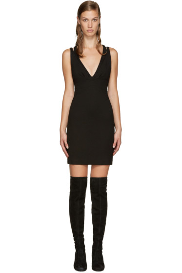 Dsquared2 - Black Sleeveless Dress