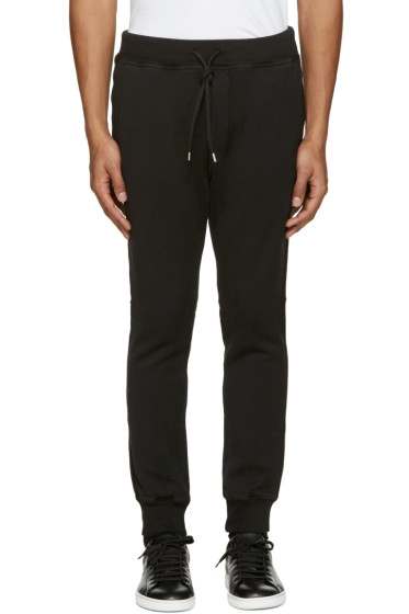 Dsquared2 - Black Classic Lounge Pants